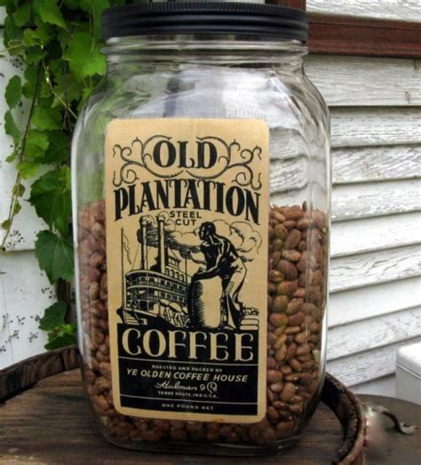 Printable Coffee Jar Labels | coffee labels for easy up cycling projects worldlabel blog