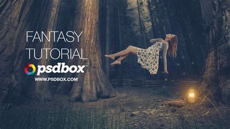 Create a Fantasy Manipulation With Light Effects in Photoshop