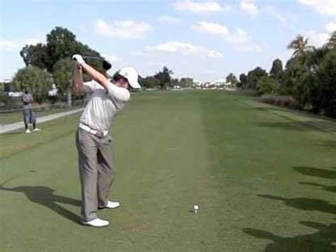 rory iron swing rory mcilroy slow motion swing youtube