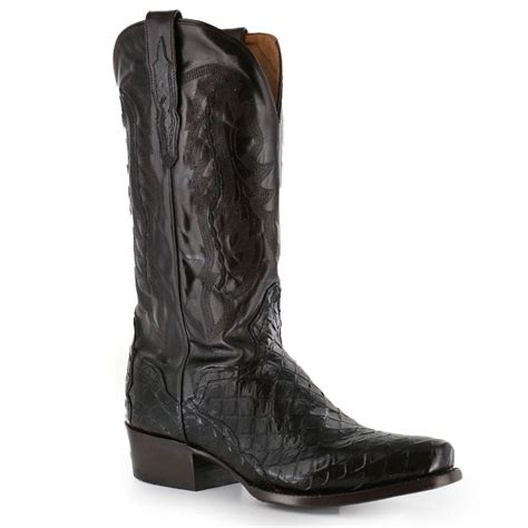 anteater boots el dorado s anteater square toe western boots boot barn