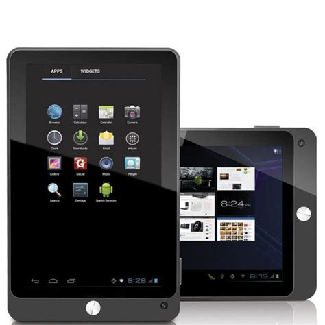 Tablet 4gb coby kyros 7 inch android 4 0 tablet 4gb 16 9 multi touch screen iwoot