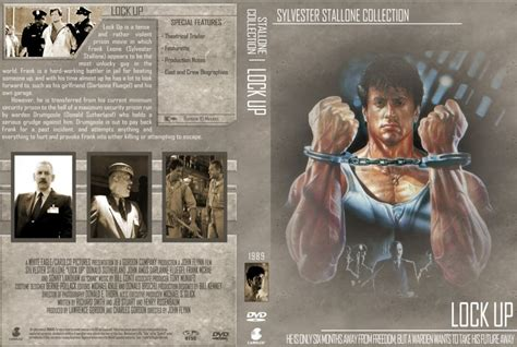 film locked up 2004 stallone collection lock up movie dvd custom covers