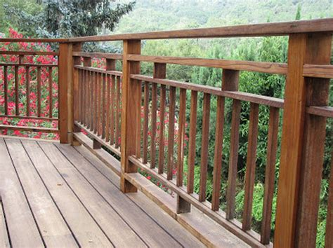 Ideas For Deck Handrail Designs Cheap Deck Railing Ideas Architectural Design