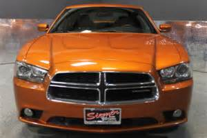 2011 Orange Dodge Charger Dodge Charger R T Orange For Sale Ebay Used Cars For Sale