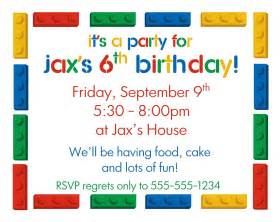 birthday invitations for boys templates free