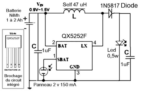solar garden light wiring diagram wiring diagram and
