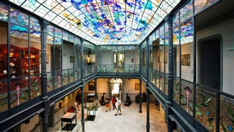 Casa Lis by El Museo Nouveau Y D 233 Co Casa Lis L 237 A Su Horario