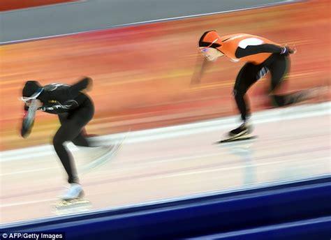 Wardrobe At Olympics by Speed Skater Wardrobe At 2014 28 Images Russian Speed Skater Olga Graf Suffers Wardrobe
