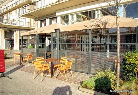 le patio le havre l adresse bar et restaurant 224 le havre en 2019