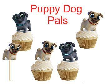 puppy pals birthday cake puppy pals etsy