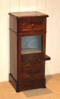 tall bedside cabinets french walnut tall bedside cabinet antiques atlas