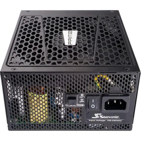 Seasonic Prime Ultra Platinum 1000pd 1000w Modular 80 Platinum seasonic prime platinum 1000w fully modular power supply
