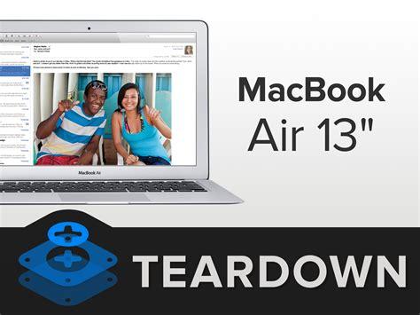 Mba 4 Or 8gb by 新macbook Air完全拆解 偷懒最高境界 苹果 Macbook Air 13寸 11寸 拆解