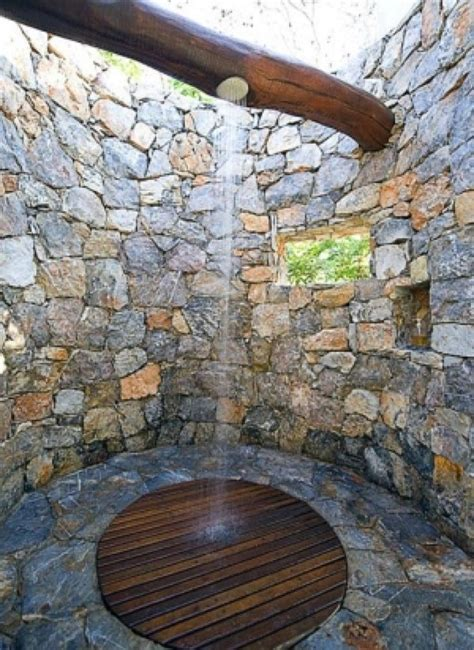 stone bathroom showers 25 best ideas about stone shower on pinterest rock shower awesome showers and