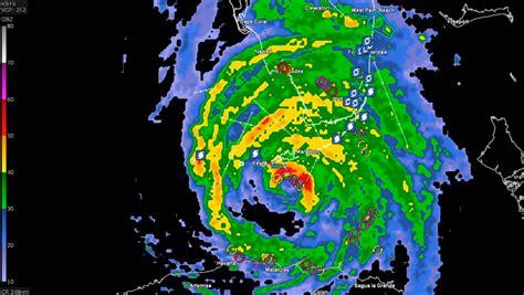 nexrad radar national weather service satellite hurricane katrina 2005 landfall doppler radar time lapse