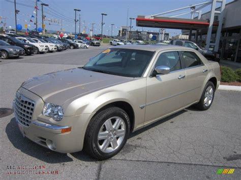 Gold Chrysler 300 by 2006 Chrysler 300 C Hemi Awd In Linen Gold Metallic
