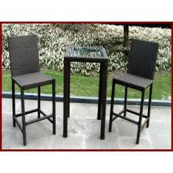 Bar Height Bistro Patio Set by Furniture Gt Outdoor Furniture Gt Chair Gt 3 Piece Outdoor Chair