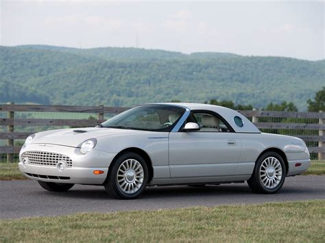 2005 Ford Thunderbird by 2005 Ford Thunderbird 50th Anniversary For Sale