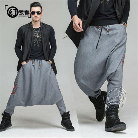 hip hop clothes mens hip hop clothing mens urban clothing autumn and winter men s fashion hip hop pants men loose