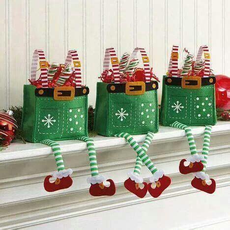 dulceros navidenos dulceros navide 241 os bolsitas pinterest