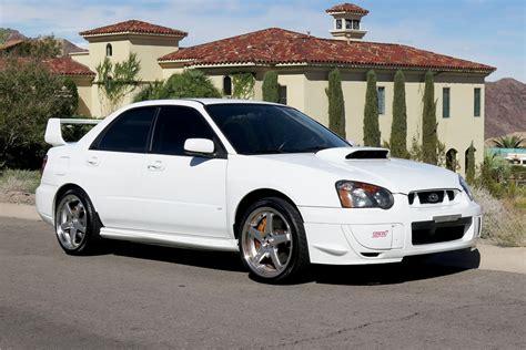 subaru custom 2004 subaru wrx sti custom sedan 189663