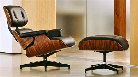 Charles Eames Lounge Chair And Ottoman Design Ideas How It S Made Eames Lounge Chair And Ottoman Freshome