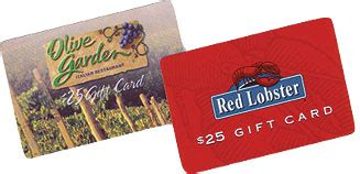 Olive Garden Red Lobster Gift Card - dan skarda farmers insurance boulder co referral program