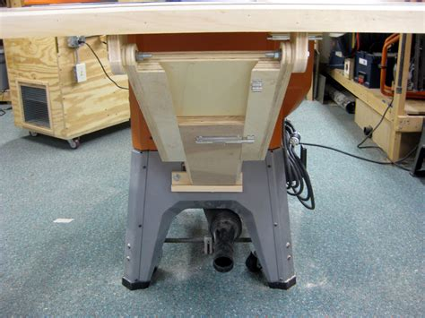 outfeed table for ridgid r4512 table saw page 2