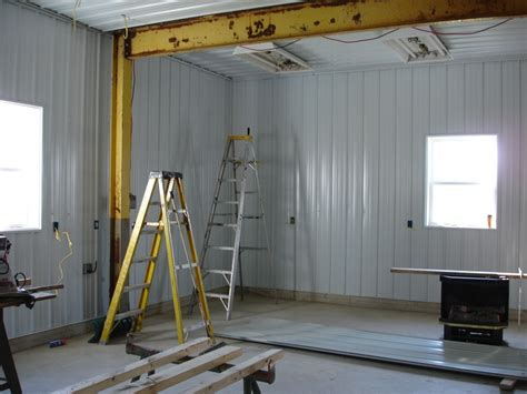 welding shop looking our workshop and studio