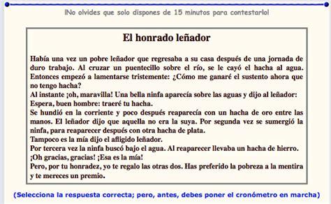 lecturas en presente simple con preguntas lectura el honrado le 241 ador pret 233 rito imperfecto v
