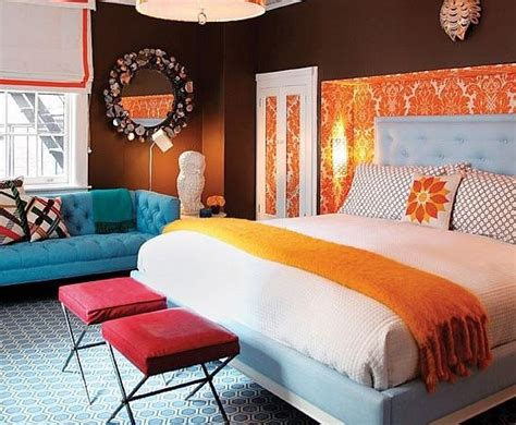 Crimson Bedroom Ideas by Colors Blue Orange Brown White Crimson In The Bedroom