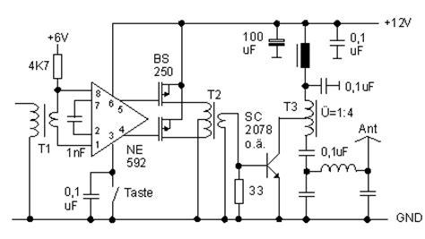 Power Watt Meter Rf 03 50 Watt Frekuensi Counter radio qrp projects broadband linear power lifier