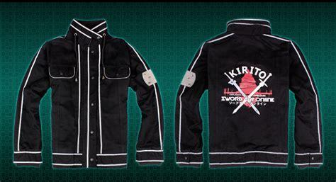 Jubah Jaket Sword Sao sao kirito casual jacket by kiritosword on deviantart