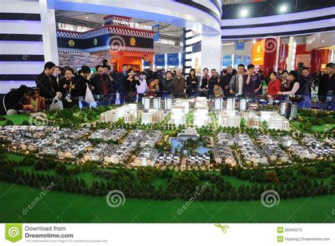 people buying houses chinese people buying house editorial stock photo image 25345573