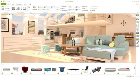 3d Home Design Software Free Download For Windows 7 64 Bit Pcon Planner 7 6 Free Download Freewarefiles Com