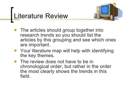 identifying themes in literature review doing a literature review part 4