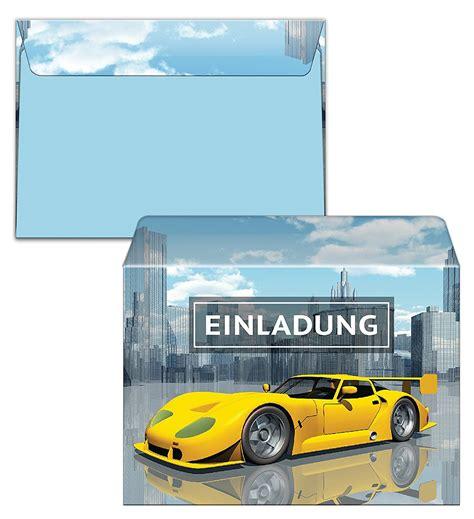 Kinder Auto Spiele by Kindergeburtstag Auto Basteln Geburtstagseinladungen Zum