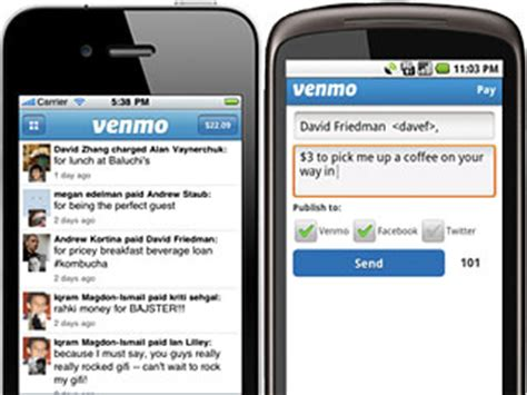 Search On Venmo Venmo Fighting The Fight Against The Payment Giants Fortune