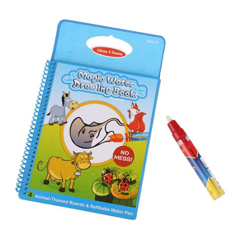 Doodle Mat With Pen by Children Magic Aqua Doodle Drawing Toys Painting Mat