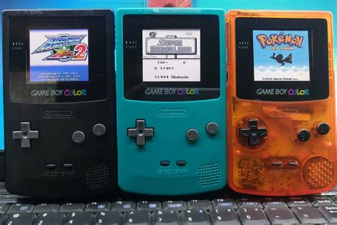 gameboy color screen mod true gameboy color backlit screen mod official pyra and