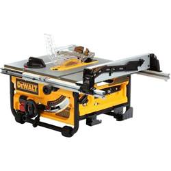dewalt 10 inch compact site table saw with site pro