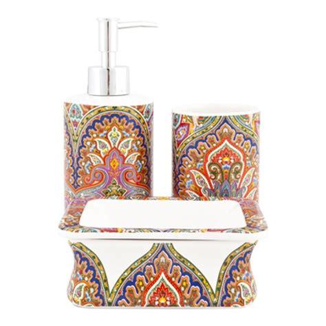 bohemian bathroom accessories bohemian bathrooms best bathroom buys red online