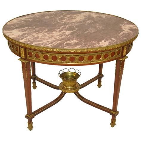 Marble Entry Table Italian Marble Top Dining Room Or Entry Table With Bronze Mounts For Sale At 1stdibs
