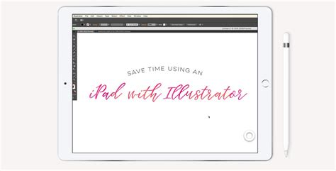 tutorial illustrator ipad font archives every tuesday