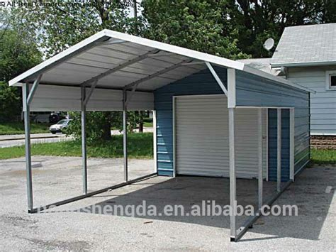 Low Cost Sheds by Low Cost Metal Sheds Garage With Storage Shed For Sale