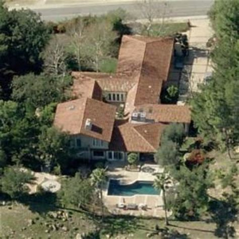 Joe Rogan S House In Bell Canyon Ca Virtual Globetrotting