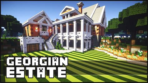 French Country Home Interior Pictures minecraft georgian estate youtube