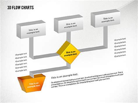3d flowchart 3d flowchart toolbox for powerpoint presentations