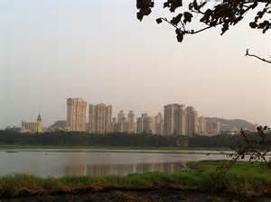 Build Your Own House file view from boat house powai lake iit bombay jpg