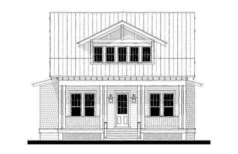 coosaw river cottage allison ramsey architects inc coosaw river cottage 153180 house plan 153180 design